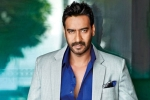 Actor Ajay Devgan announces film on the sacrifice of Indian Soldiers at GalwanValley