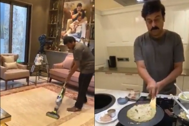 Chiranjeevi's 'Be The Real Man' Video Is Here