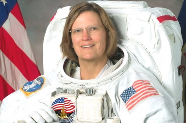 First American Woman Who Walked In Space Reached The Deepest Spot In The Ocean