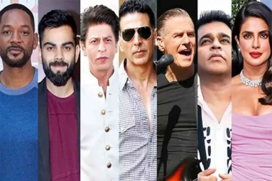 "Hollywood and Bollywood stars come together in ""I for India"" to raise Covid-19 funds for India"
