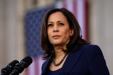 Indian Origin Presidential Candidate Kamala Harris Owns Gun for Protection