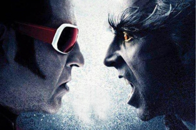 Rajinikanth's 2.0 Latest Updates