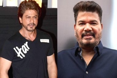 Shah Rukh Khan and Shankar to Team Up for a Sci-Fi Thriller