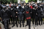 'US to designate Antifa as terrorist organisation': Donald Trump