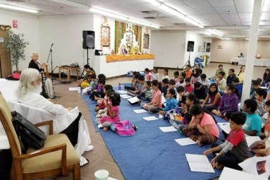 Chinmaya Mission - Youth Camp 2019