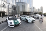 Dubai police clarifies rumor about exemption of traffic fines on tourists