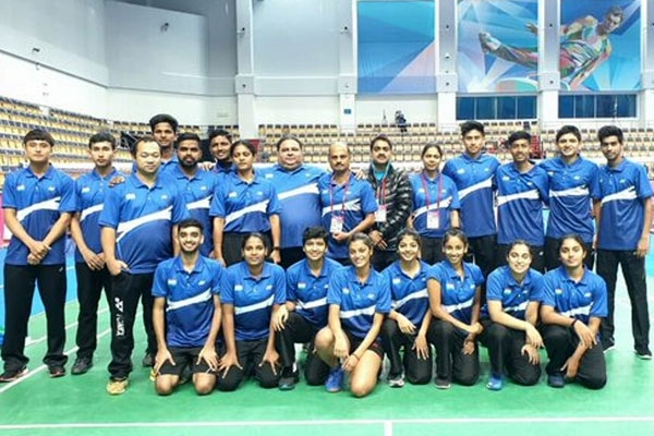 India defeats USA in the BWF World Junior Mixed Team Championships